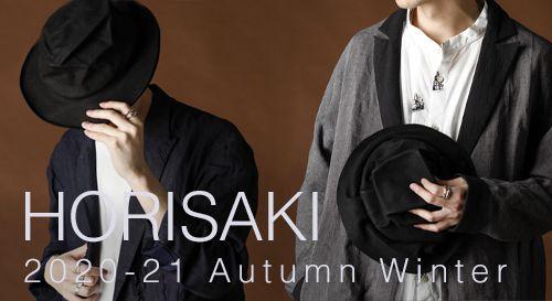 HORISAKI 2020-21AW collection