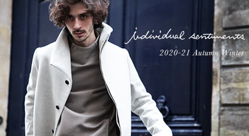 individual sentiments 2020-21AW collection