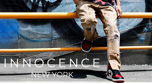 INNOCENCE NY 2021SS collection