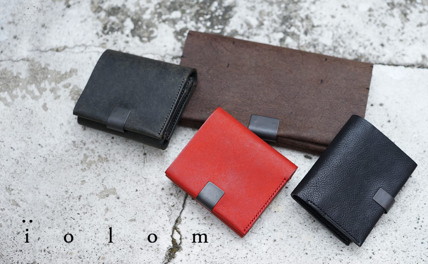 iolom 2019 Spring Summer Collection