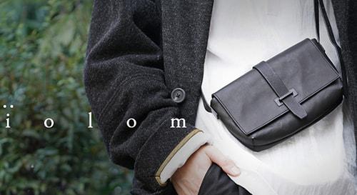 iolom (イオロム) 18-19AW(秋冬) コレクション