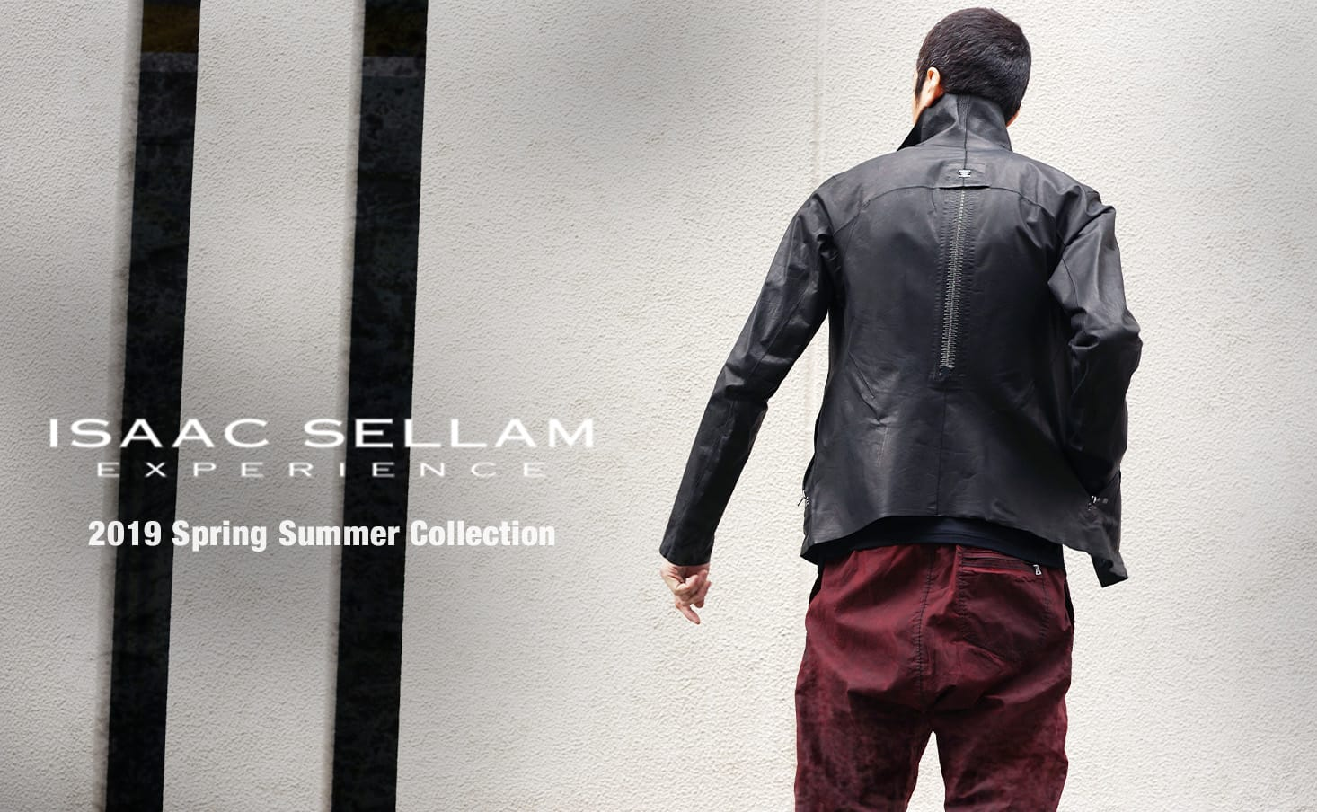 ISAAC SELLAM 2019 Spring Summer Collection