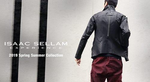 ISAAC SELLAM 2019 Spring Summer Collection