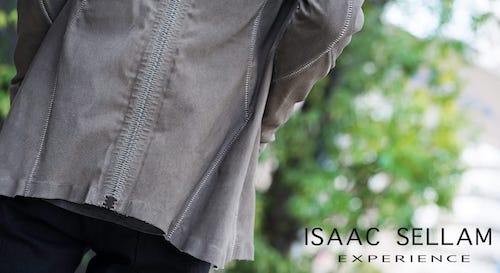 ISAAC_SELLAM 2018SS collection