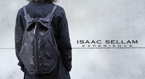 ISAAC_SELLAM 2018SS collection