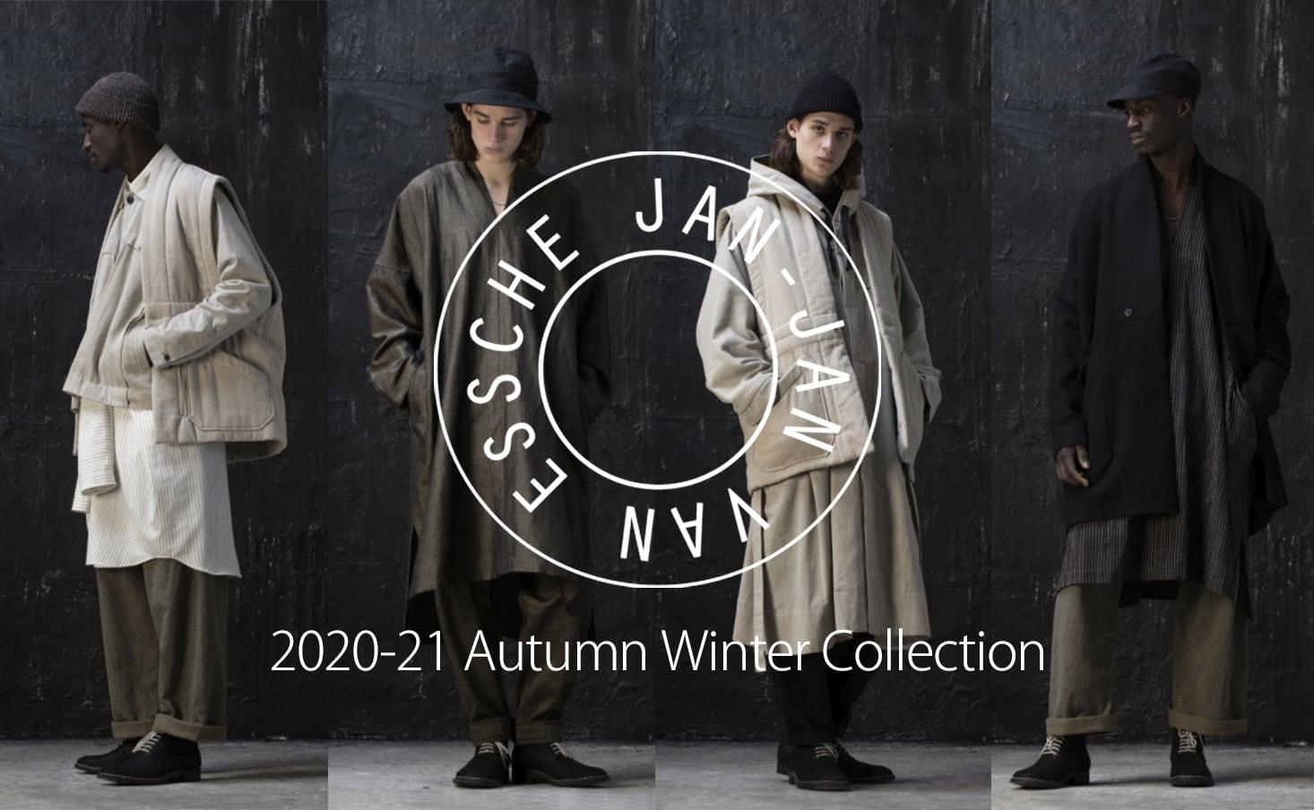 JAN JAN VAN ESSCHE 2020-21AW collection