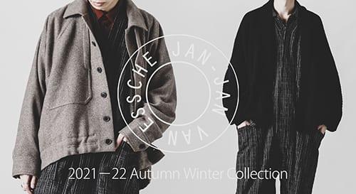 JAN-JAN VAN ESSCHE 2021-22 AW Collection
