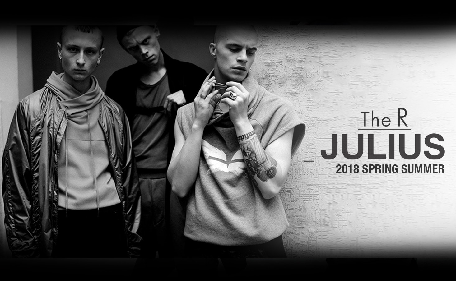 julius 2018 Spring Summer Collection