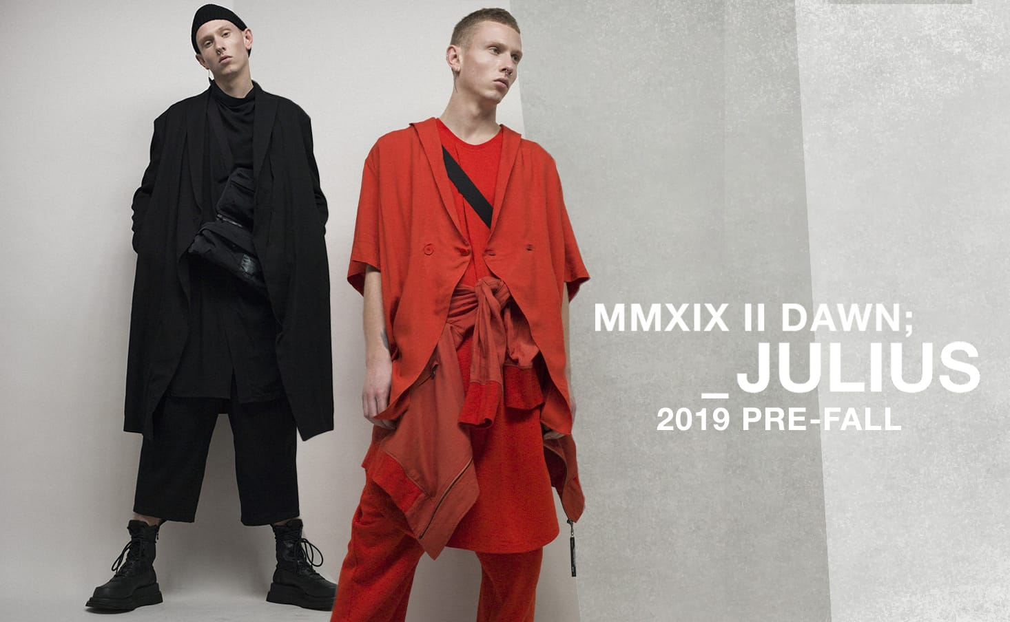 JULIUS 2019-20PF Collection