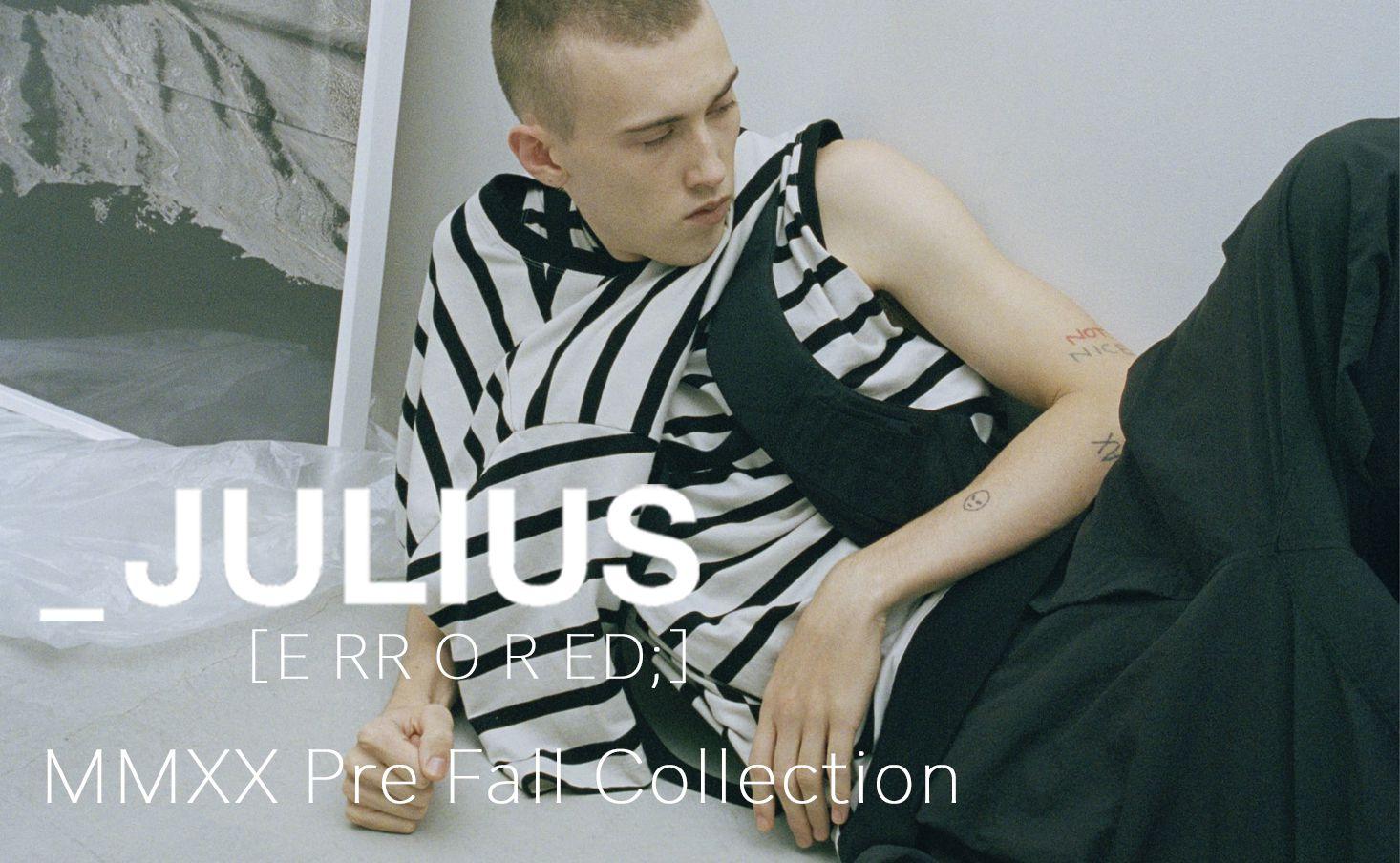 JULIUS 2020 PreFall Collection