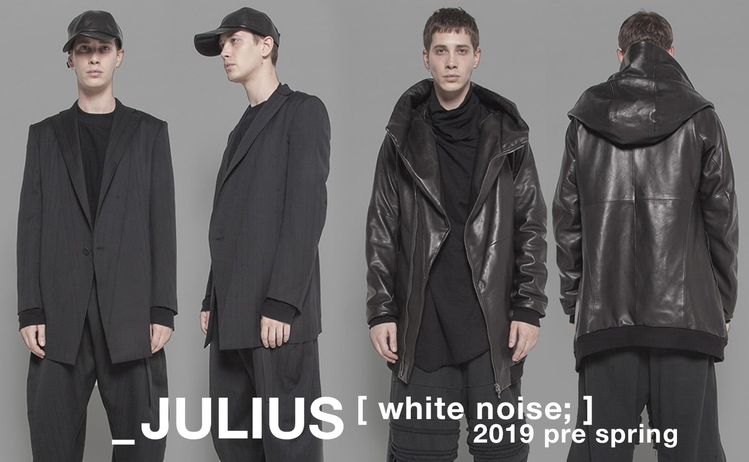 JULIUS 19PS collection