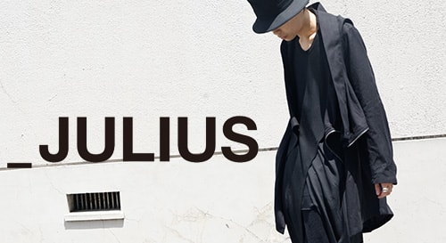 JULIUS 18-19AW collection