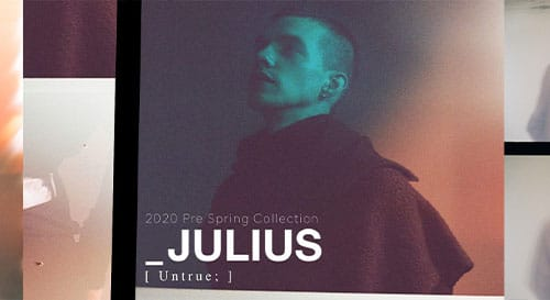 JULIUS 20PS Collection