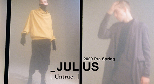 JULIUS 2020PS Collection