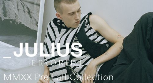 JULIUS 2020 PreFall Collection