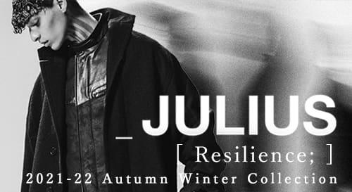JULIUS(ユリウス) 21-22AW(秋冬)コレクション