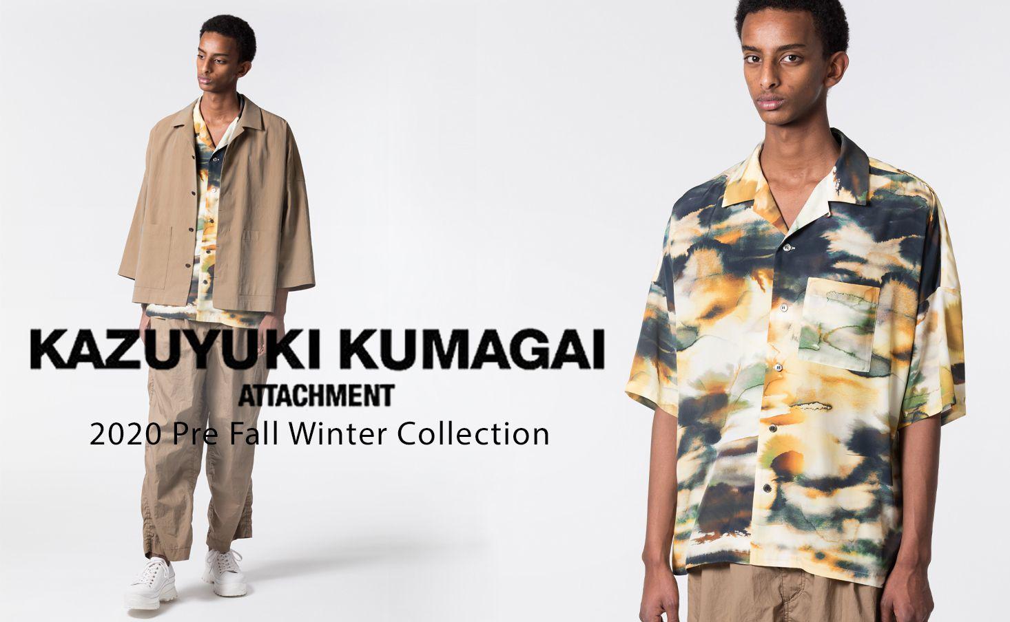 KAZUYUKI KUMAGAI 2020SS Collection