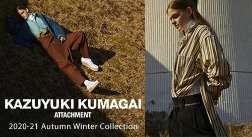 KAZUYUKI KUMAGAI 20-21AW
