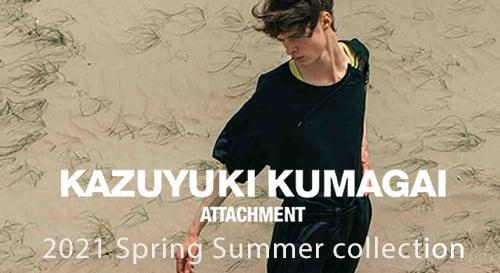 KAZUYUKI KUMAGAI(カズユキクマガイ) 2021SS(春夏)コレクション