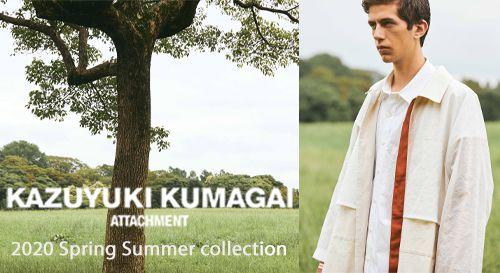 KAZUYUKI KUMAGAI 2020PF Collection