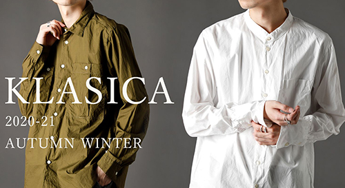 KLASICA 2020-21AW collection