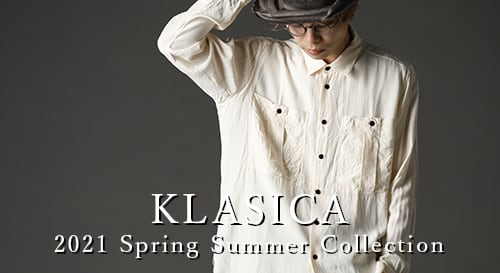 KLASICA 2021SS collection