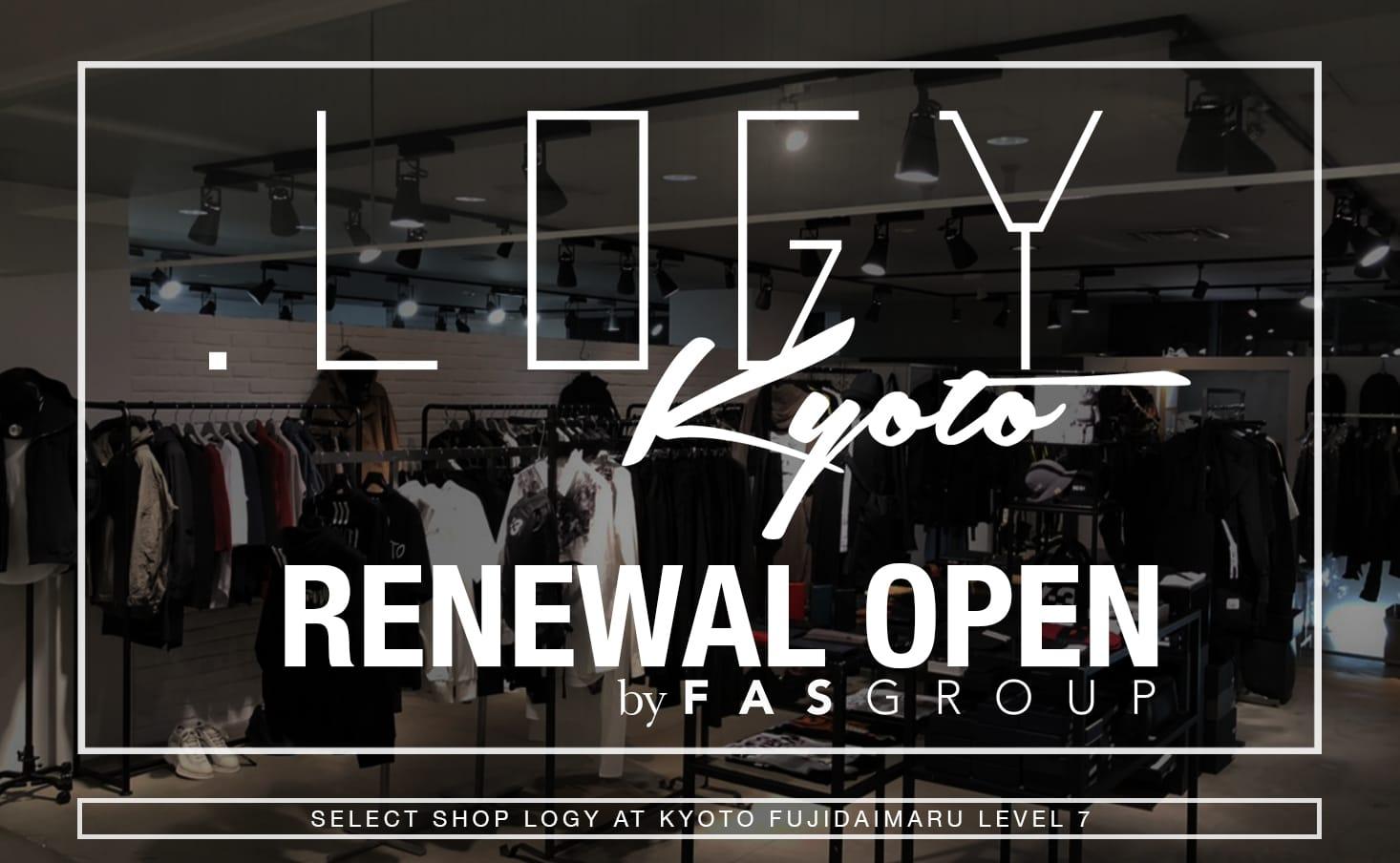 Kyoto RENEWAL Open