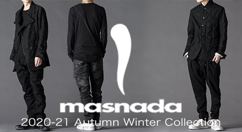 masnada 2021SS collection