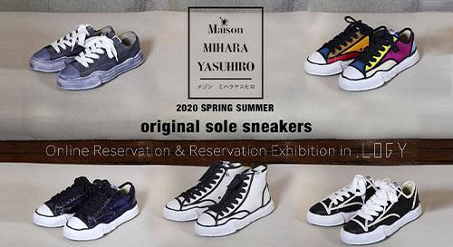 MIHARAYASUHIRO 2020  SPRING SUMMER Collection