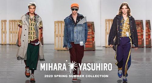 Mihara Yasuhiro 2020SS Collection