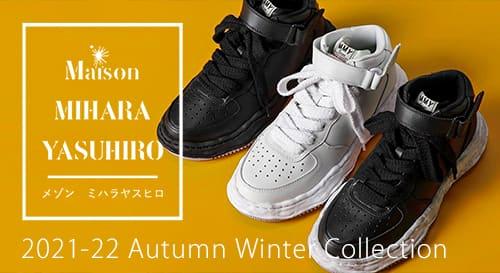 Maison MIHARAYASUHIRO 2021-22AW Collection