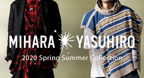 Maison MIHARAYASUHIRO 2020SS Collection