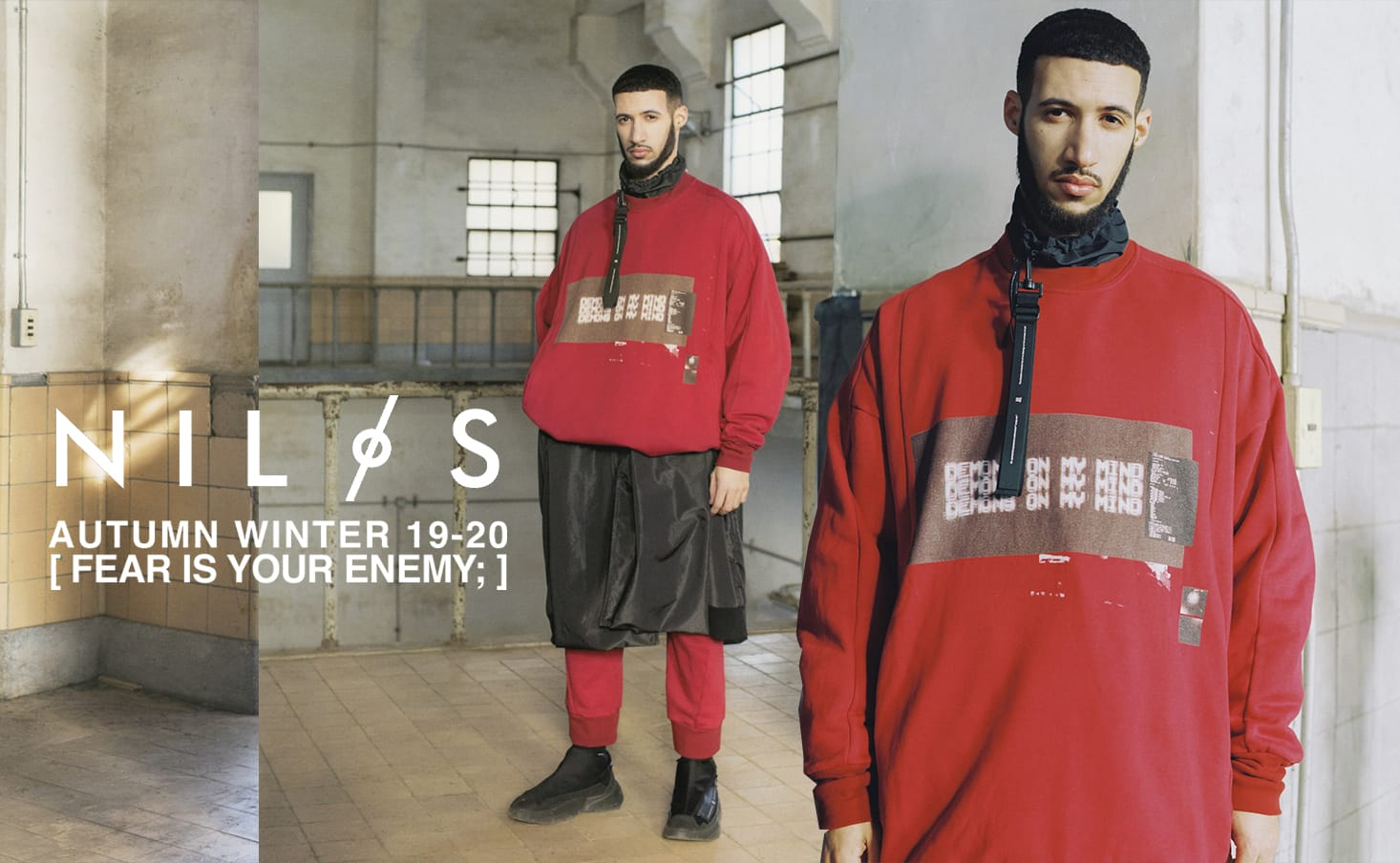 NILøS 2019-20AW Collection