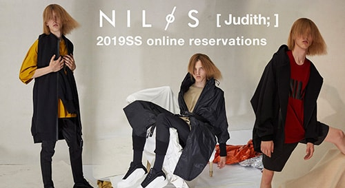NILøS 2019SS collection reservation