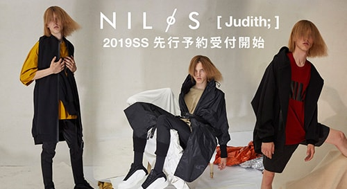 Nilos(ニルズ ) 19SS(春夏) コレクション 先行予約