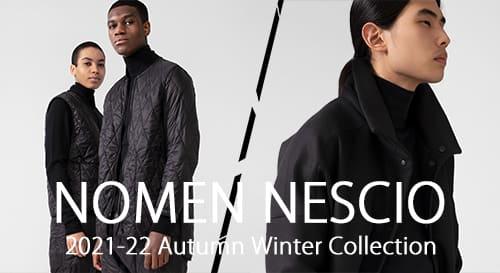 NOMEN NESCIO 21-22AW Collection