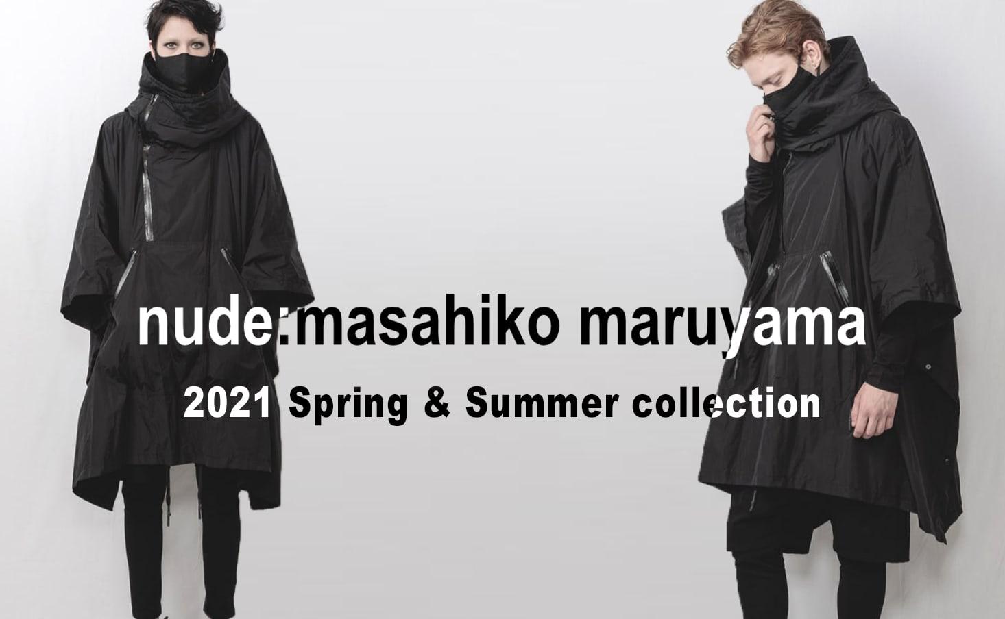 nude:masahiko maruyama