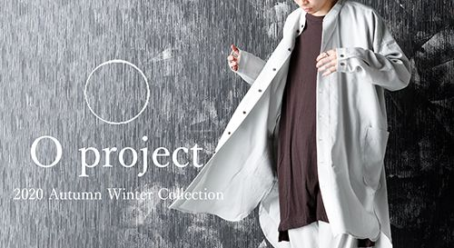 O project 2020-21AW collection