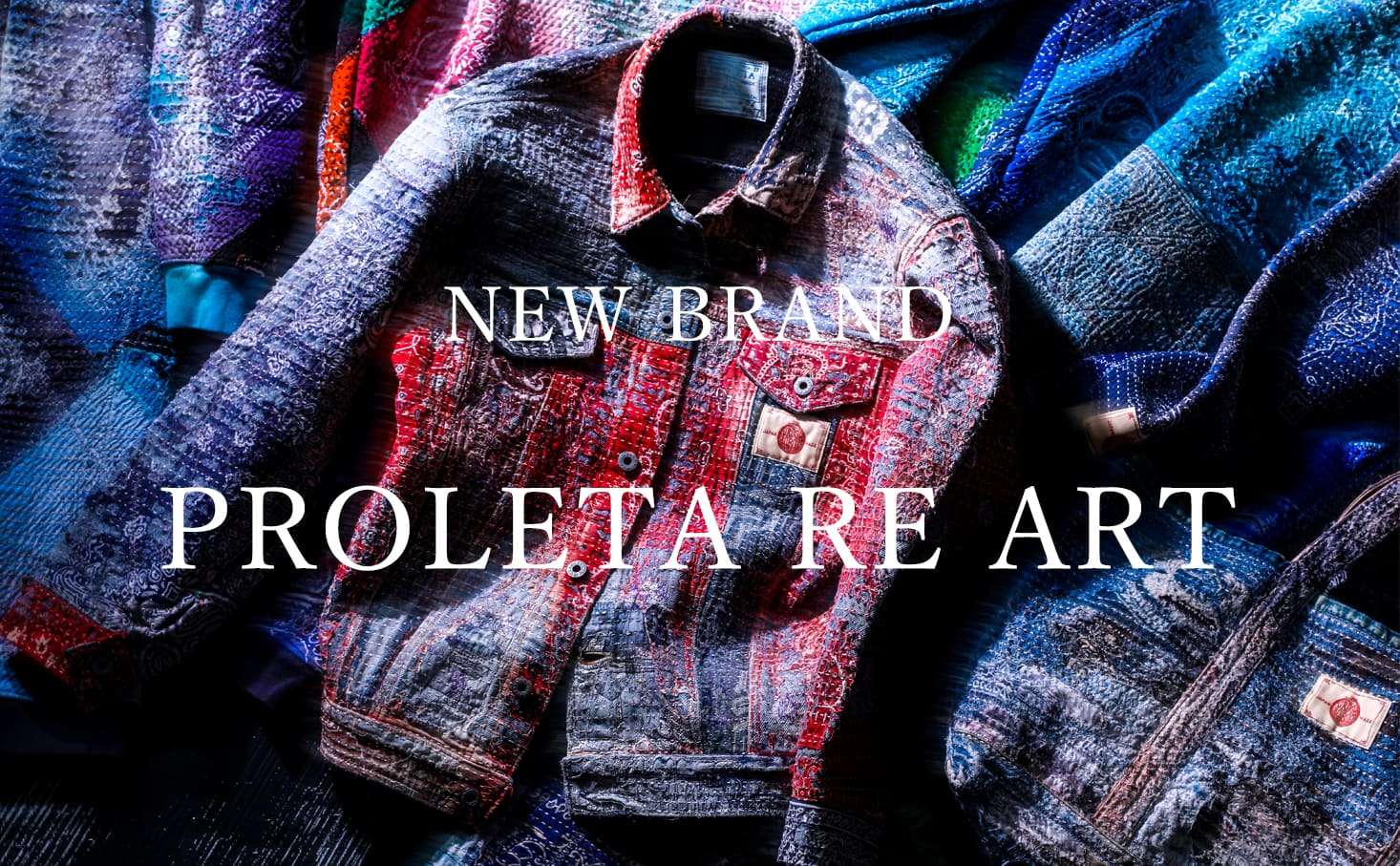 PROLETA RE ART(プロレタ リ アート)  2021-22AW(秋冬)コレクション