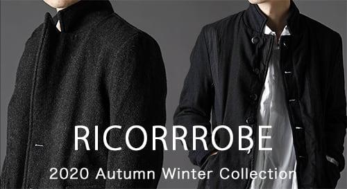 RICORRROBE 2020-21AW collection
