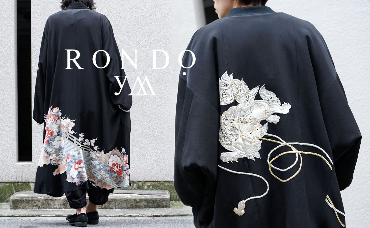 RONDO,ym 2020SS Collection