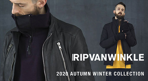 RIPVANWINKLE 2020-21AW collection