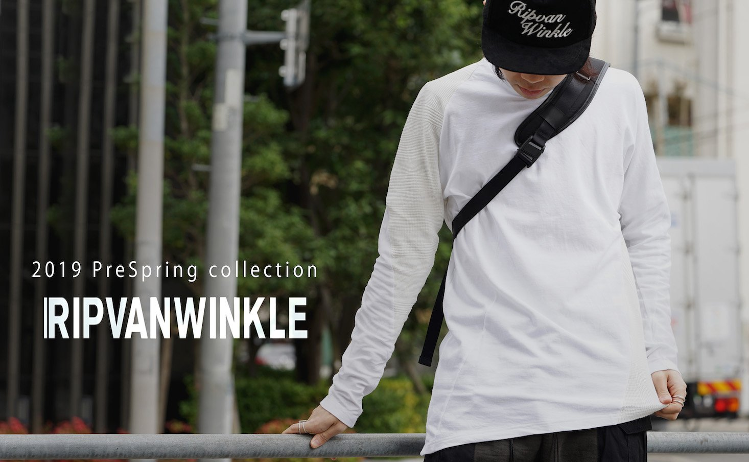 RIPVANWINKLE 19 Pre spring collection