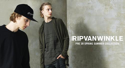 RIPVANWINKLE(リップヴァンウィンクル)2019-20AW (秋冬) コレクション