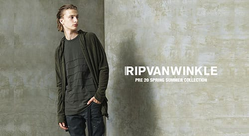 RIPVANWINKLE 2020PS Collection