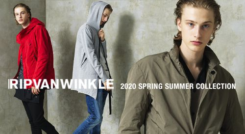 RIPVANWINKLE 2020SS Collection