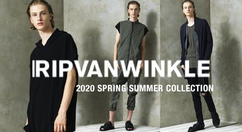 RIPVANWINKLE 2020SS Collection