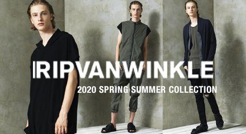 RIPVANWINKLE(リップヴァンウィンクル) 2020SS(春夏) Collection