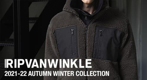 RIPVANWINKLE (リップヴァンウインクル) 21-22AW(秋冬)コレクション