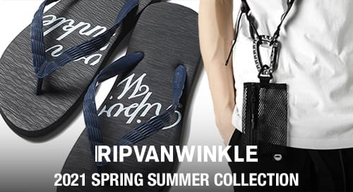 RIPVANWINKLE(リップヴァンウインクル) 2021-22 AW(秋冬)コレクション